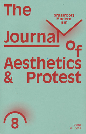 Journal of Aesthetics & Protest 8