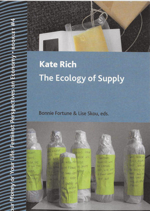 "Cover of Kate Rich's ""The Ecology of Supply"""