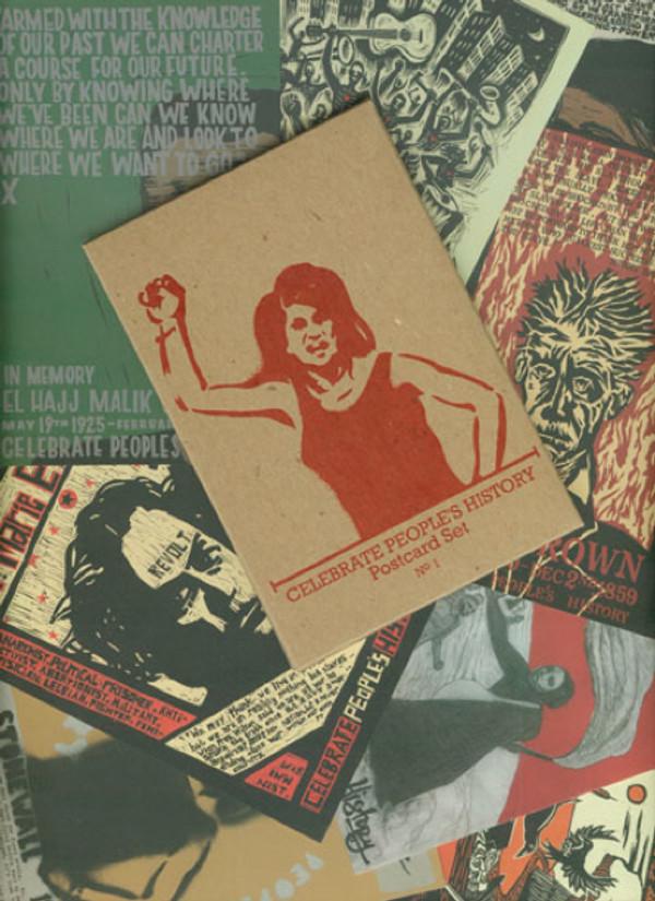 Celebrate People's History - Postcard Set No. 1