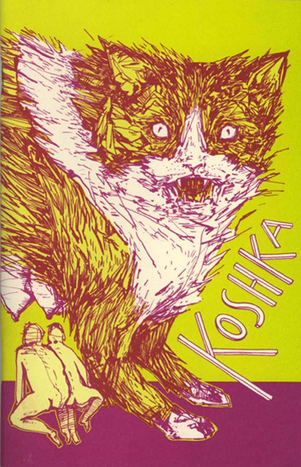 Koshka 'Zine Issue 01, Summer 2011