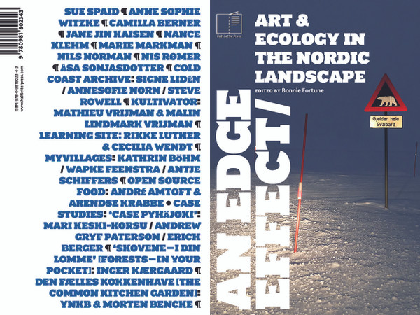 An Edge Effect: Art & Ecology in the Nordic Landscape