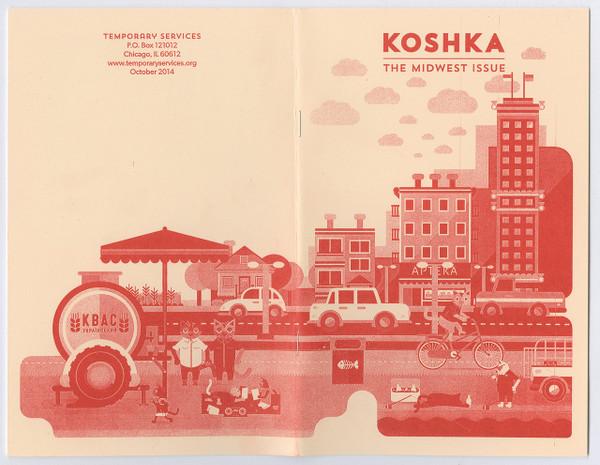 Koshka #4: The Midwest Issue [epub]