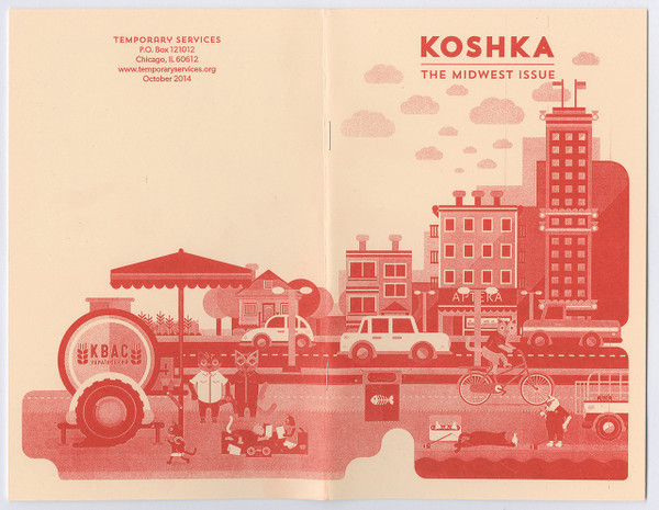 Koshka #4: The Midwest Issue [PDF-5]