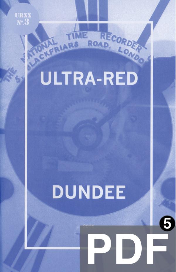 Ultra-Red Workbook 03: Dundee [PDF-5]