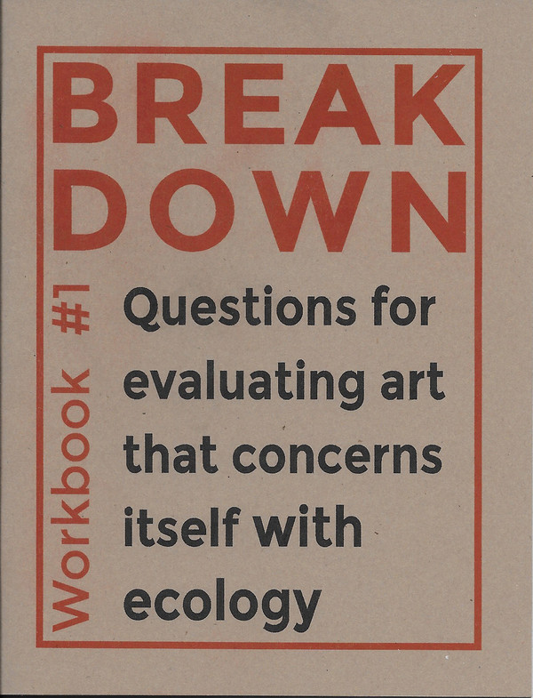 Cover of Workbook #1