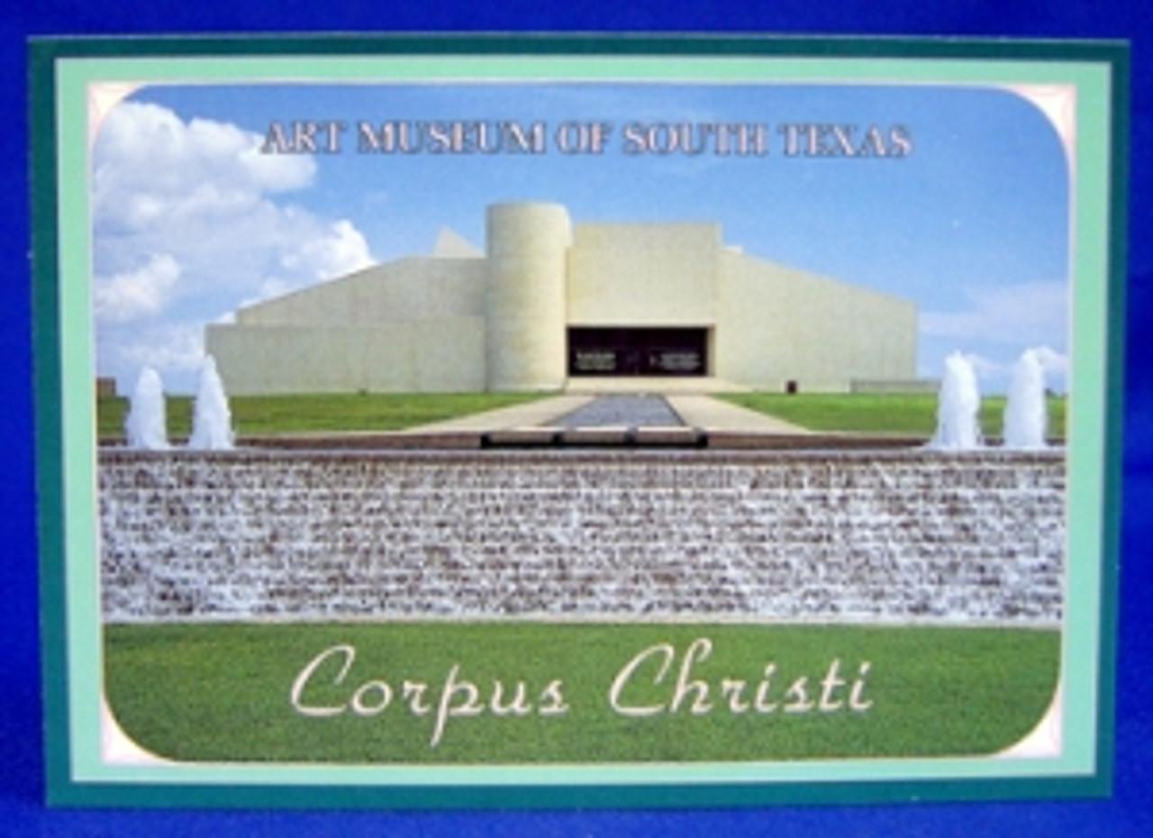 Corpus Christi Art Museum Postcard
