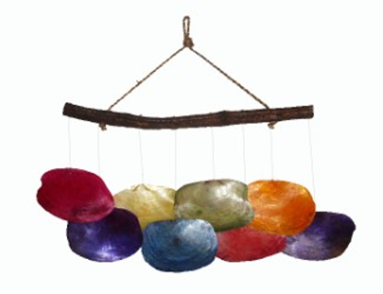 "14"" Saddle Winchime - Assorted Colors"