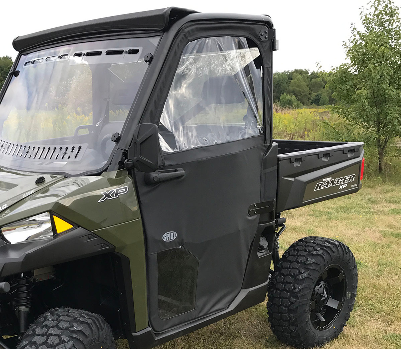 Polaris Ranger Full Size (Pro-fit) Door Kit by SPIKE & Polaris Ranger Full Size (Pro-fit) Door Kit by SPIKE - Spike Powersports