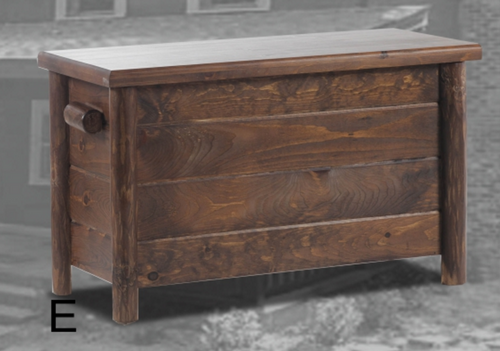 Rustic Hope Chest