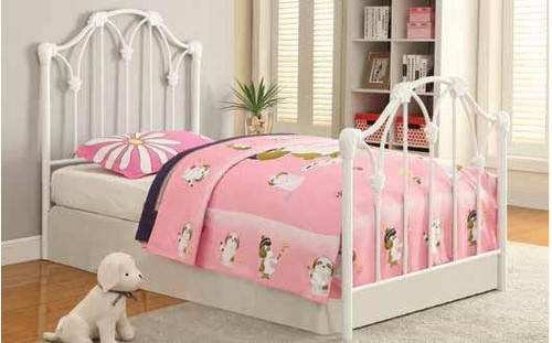 Scarlett Metal Bed