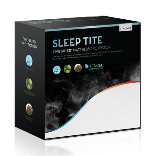 Five Sided Mattress Protector w/ Tencel + Omniphase