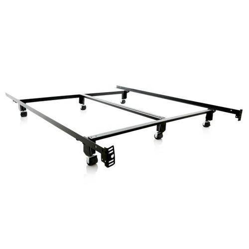 Steelock Bolt-On Headboard Footboard Bed Frame King
