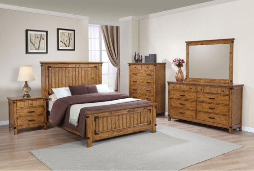 Brenner Standard Bed Collection