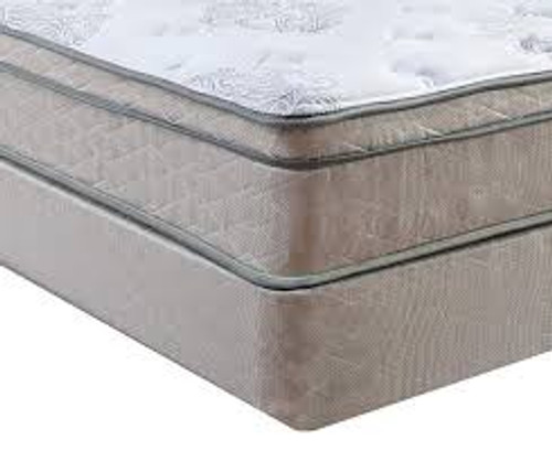 Top Name Brand Pillow Top Queen Mattress