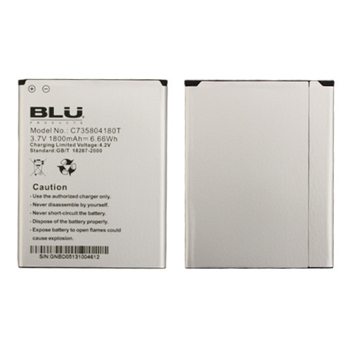 Replacement Battery for blu life play i100