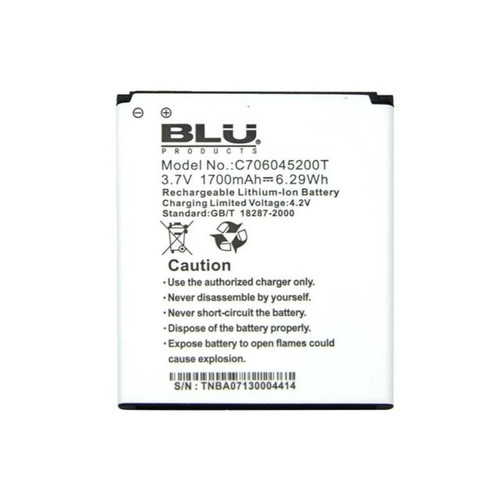 Replacement Battery for blu studio 5.0 c d536u