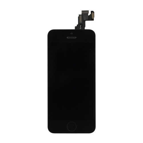 iPhone 5C Black Lcd