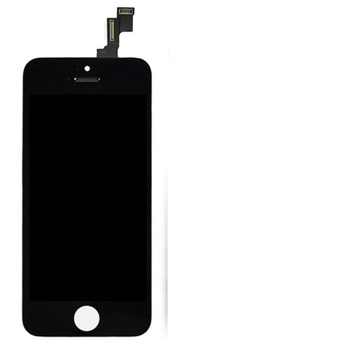iPhone 5S Black Lcd