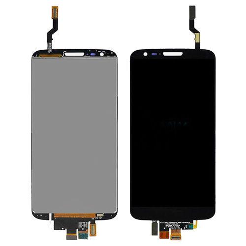 LG G2 D800 Lcd W/Digitizer Black