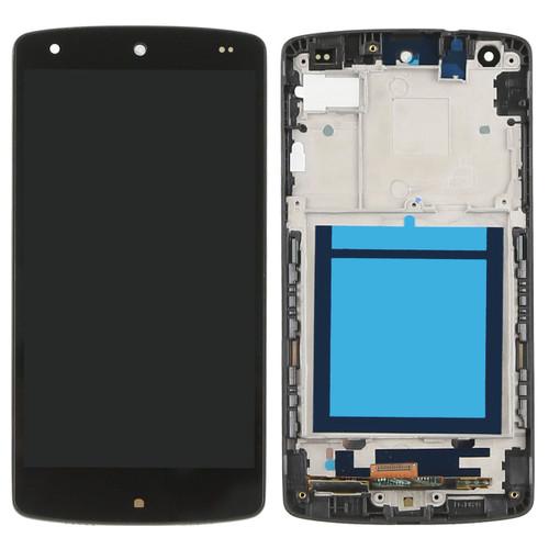 LG Nexus 5 D821 Complete Lcd W/Frame
