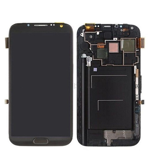 Samsung Galaxy Note 2 N7100 Lcd W/Digitizer Grey