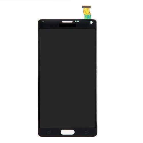 Samsung Galaxy Note 4 N910 Lcd W/Digitizer Grey