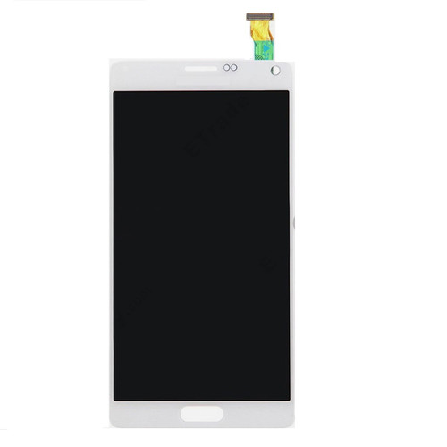 Samsung Galaxy Note4 N910 Lcd W/Digitizer White