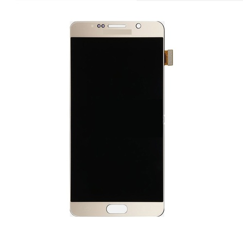 Samsung Galaxy Note5 N920 Lcd W/Digitizer Gold