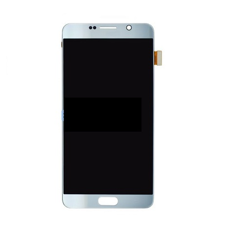 Samsung Galaxy Note5 N920 Lcd W/Digitizer Silver