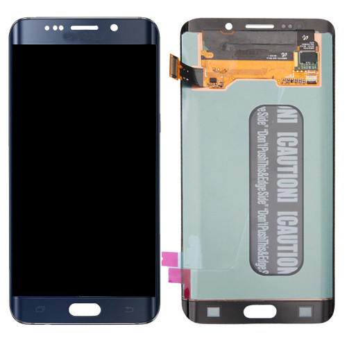 Samsung Galaxy S6 Edge Plus G928 Lcd W/Digitizer Dark Blue