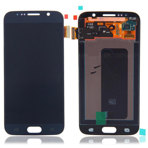 Samsung Galaxy S6 G920 Lcd W/Digitizer Black/Blue