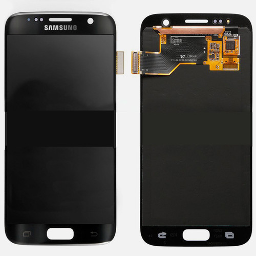 Samsung Galaxy S7 G930 Lcd W/Digitizer Black