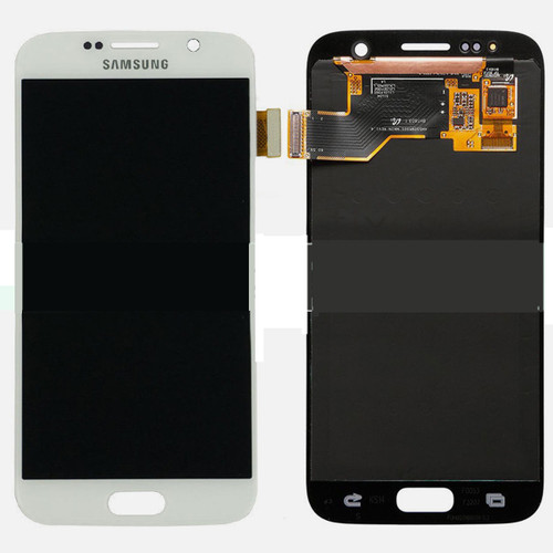 Samsung Galaxy S7 G930 Lcd W/Digitizer White