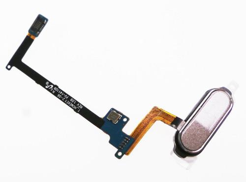 Samsung Galaxy Note 4 N910F Home Button Flex Gold