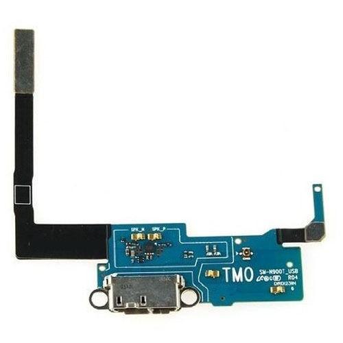 Samsung Galaxy Note3 N9000T T Mobile Charging Port Flex