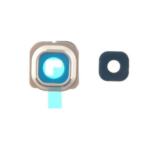 Samsung Galaxy S6 Camera Glass Gold
