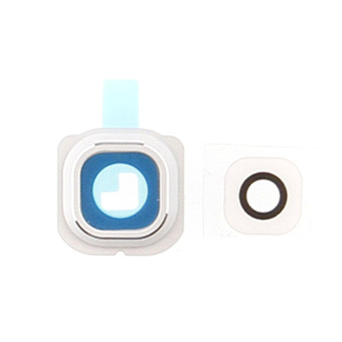Samsung Galaxy S6 Camera Glass White