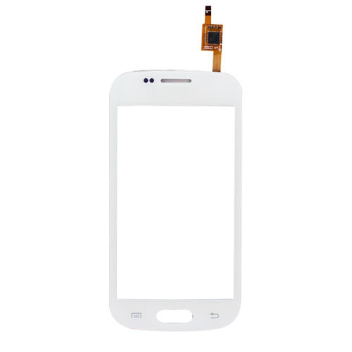 Samsung Galaxy S Dous S7562 White Digitizer