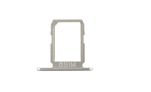 Samsung Galaxy S6 Edge G925 Sim Card Tray  White