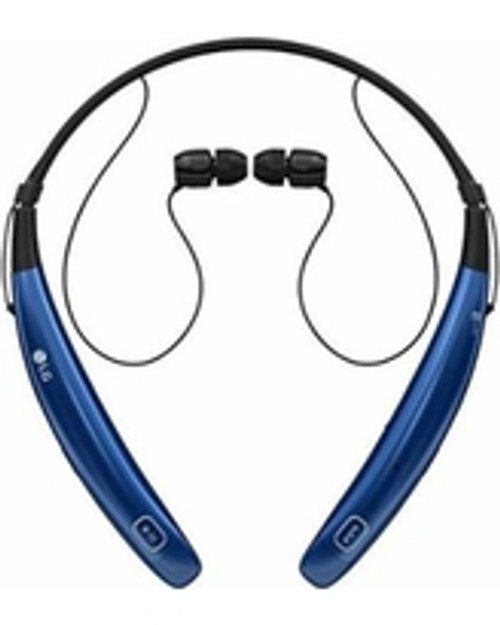 LG HBS-770 AGSABL LG TONE PRO BLUETOOTH WIRELESS STEREO HEADSET BLUE