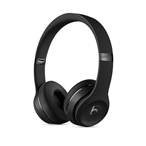 Beats Solo 3 Wireless Headset Black