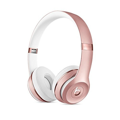 Beats Solo 3 Wireless Headset Gold
