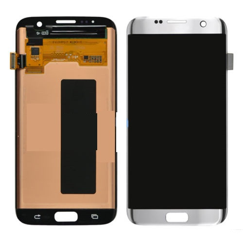 Samsung Galaxy S7 Edge G935 Lcd W/Digitizer Silver