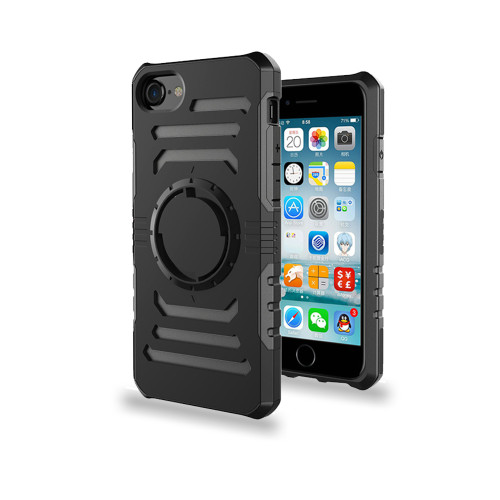 Ab Pro Armband Case with Kickstand for iPhone 7/8 Black