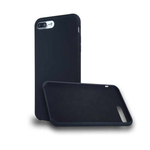 angguì skin deluxe case for iphone 7/8 plus black