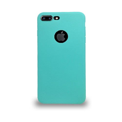 Jelly Skin Case for Iphone 7/8 Plus Mint