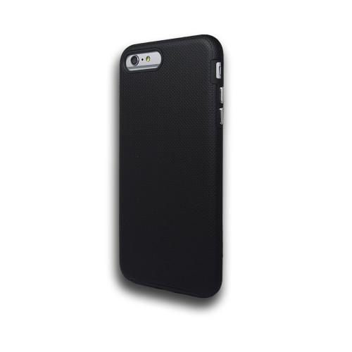 Rush hybrid case  for iphone 7/8 plus black-black