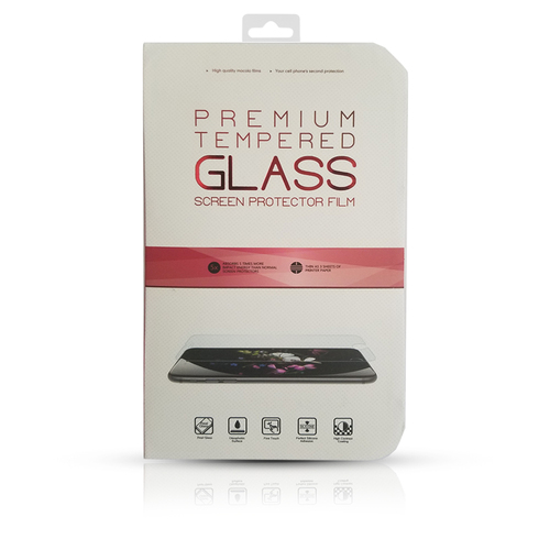Privacy 9H Glass Screen Protector For iPhone 7