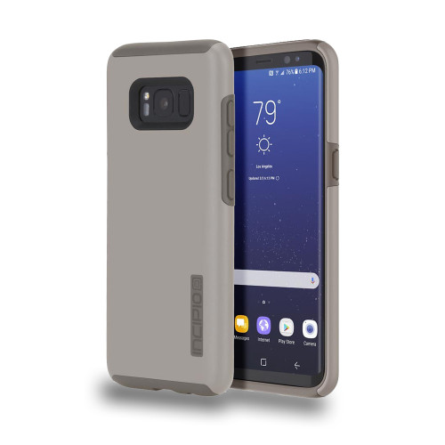 INCIPIO - DualPro Case for Samsung Galaxy S8  Sand