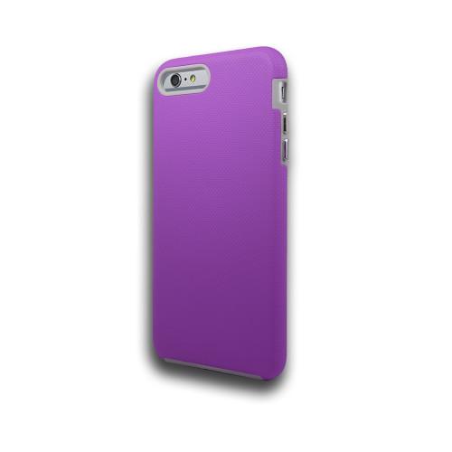 Rush hybrid case  for  Samsung Galaxy S8 Purple-Gray